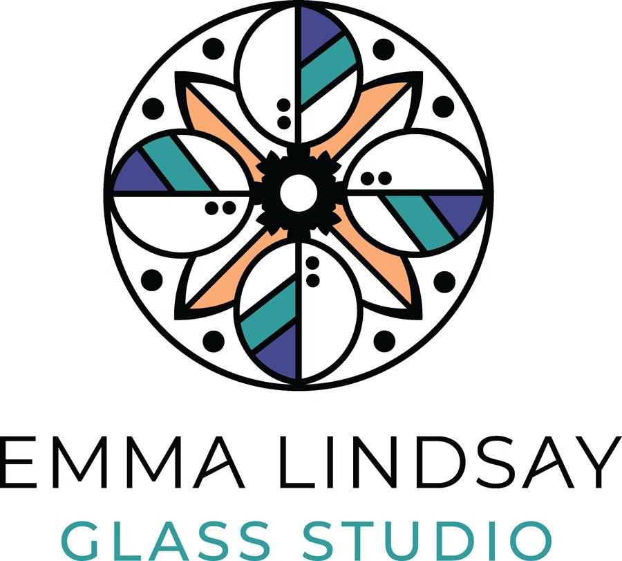 Emma Lindsay Glass Studio Logo
