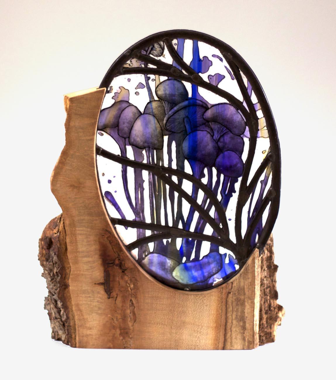 Fungistainedglass