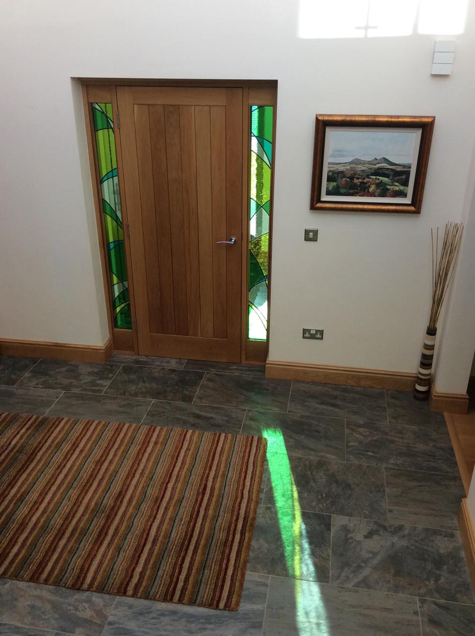 Greendoorstainedglass