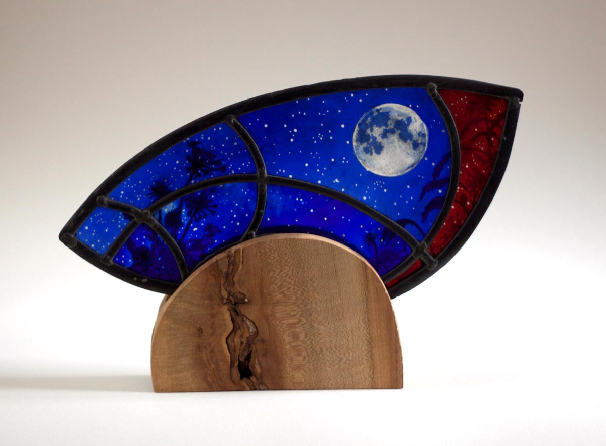 MoonFlowerglass