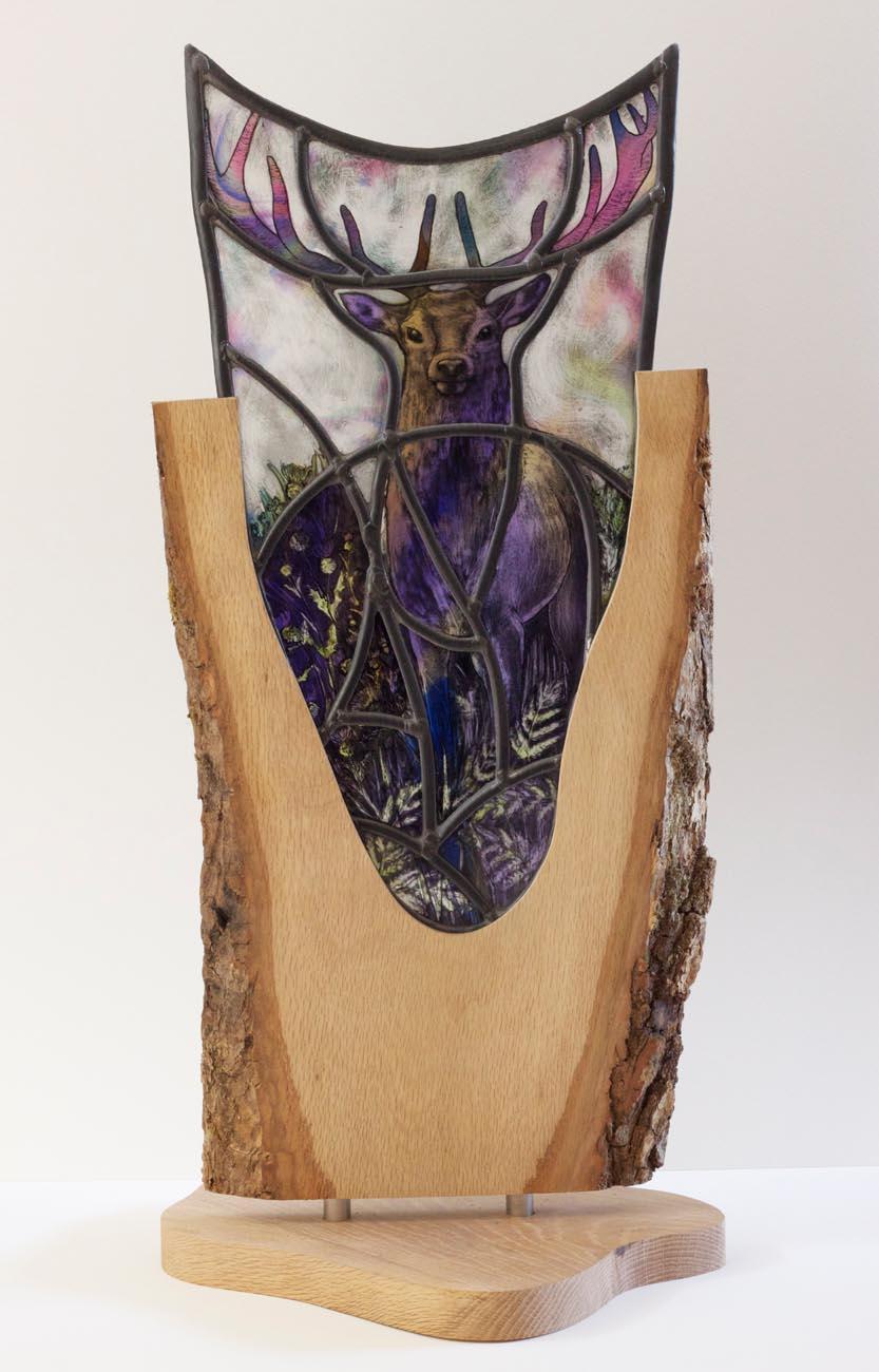 Stagstainedglass